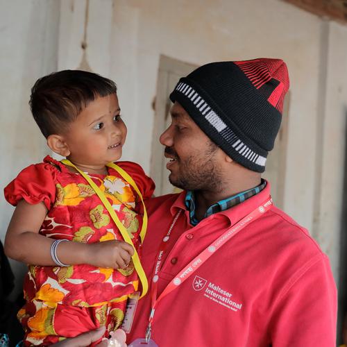 Bangladesch/Myanmar - Flüchtlingskrise