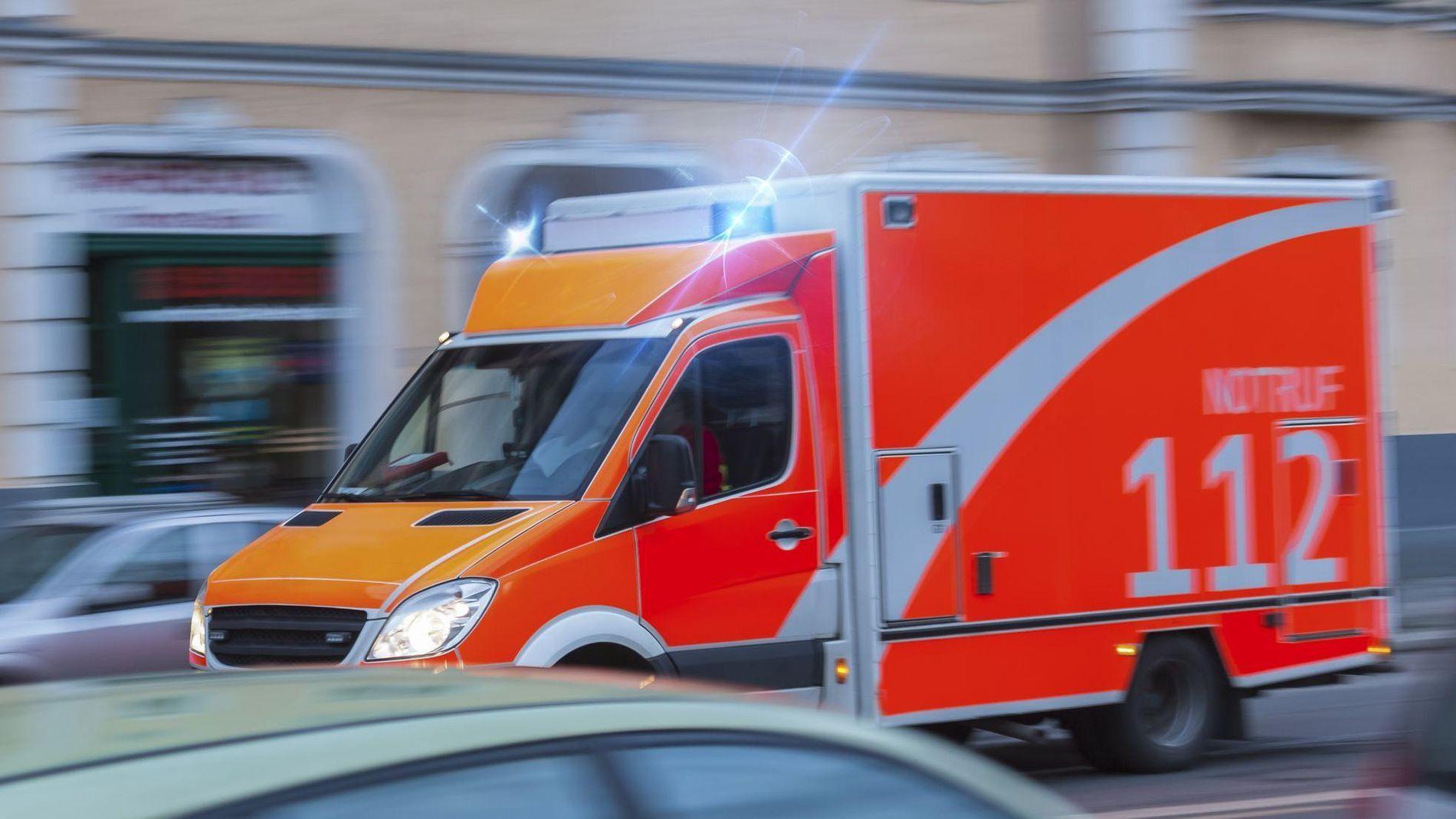 Welche Nummer Für Krankenwagen