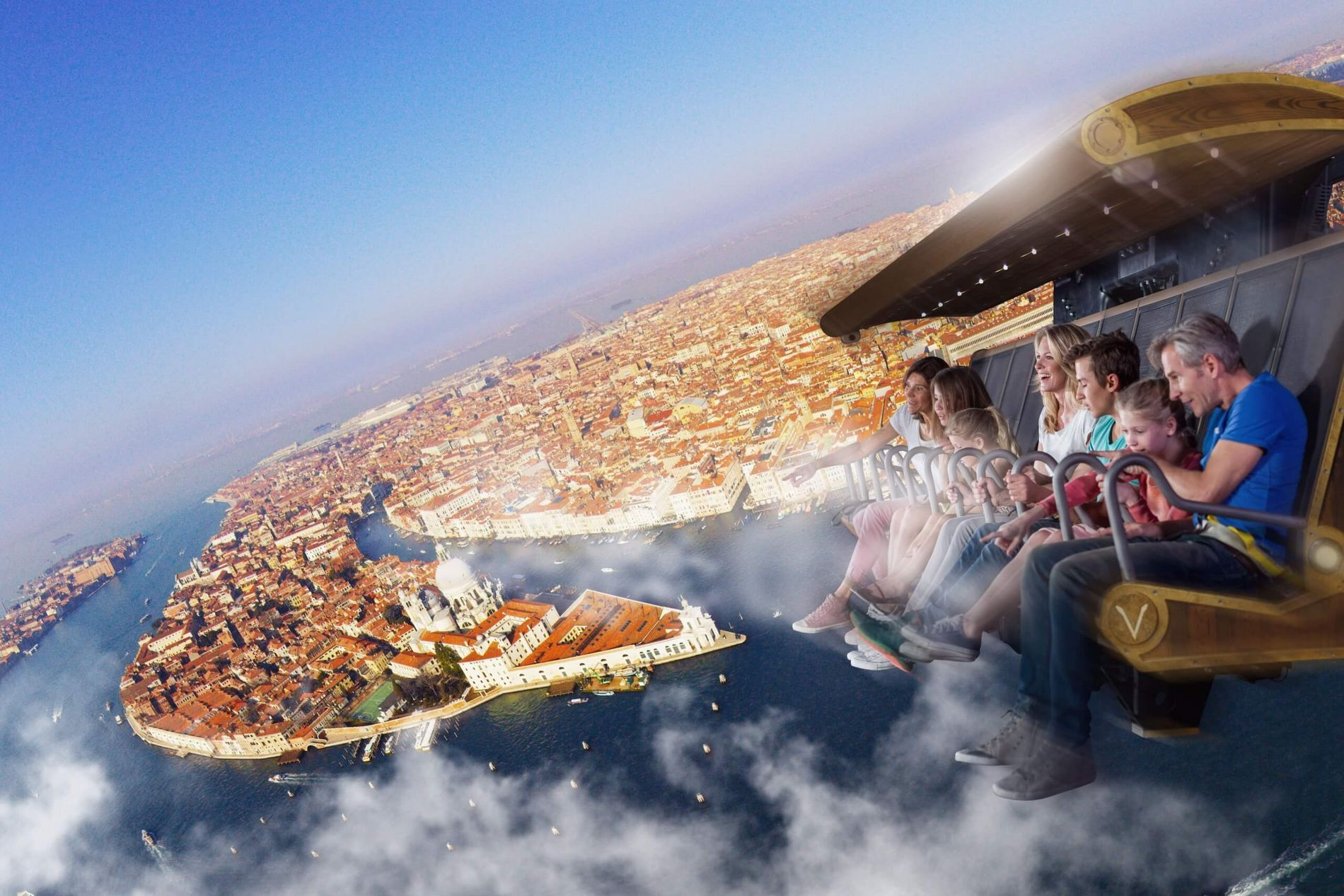 Europapark Attraktion